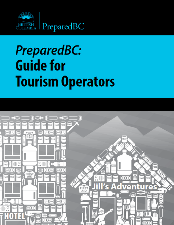 PreparedBC: Emergency Planning Resources for Tourism Operators