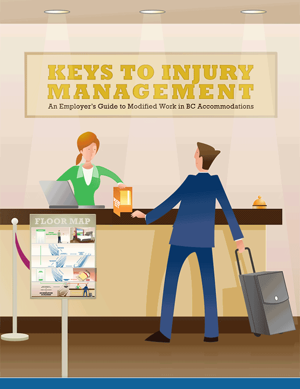 Keys to Injury Management: An Employer's Guide to Modified Work in BC Accommodations