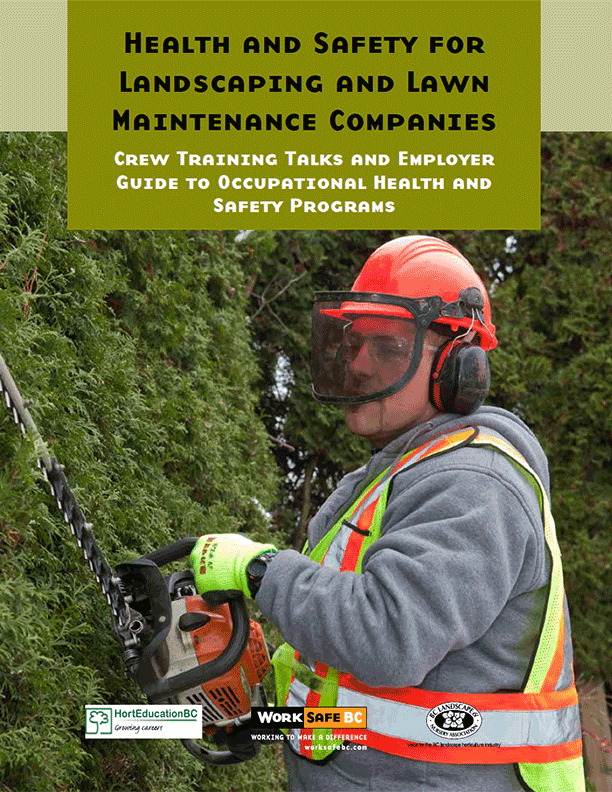 Health and Safety for Landscaping and Lawn Maintenance Companies