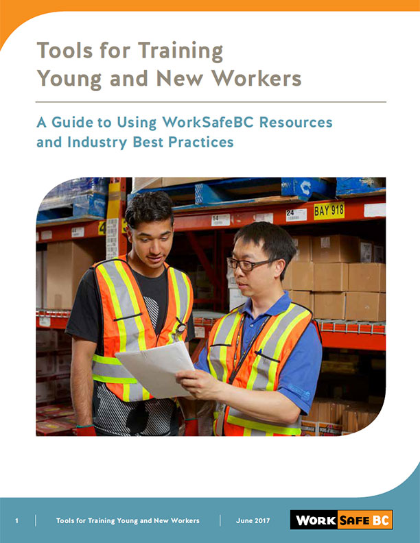 Tools for Training Young and New Workers