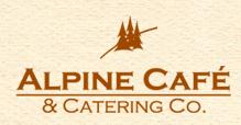 Alpine Cafe & Catering Co