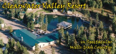 Clearwater Valley Resort & KOA Kampground