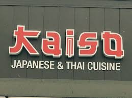 Kaiso Japanese and Thai Cuisine