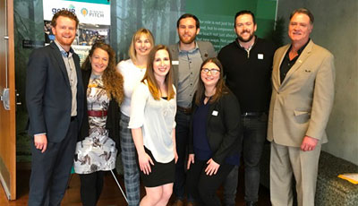 Vancouver Island University Wins 2018/19 Regional Tourism Student Case Competition