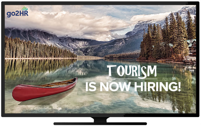 Tourism Jobs in the TV Spotlight – Take Advantage of this Promotion!