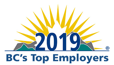Tourism & Hospitality Businesses named BC's Top Employers 2019