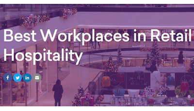 2019 Best Workplaces in Hospitality
