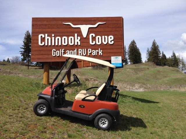 Chinook Cove Golf and RV