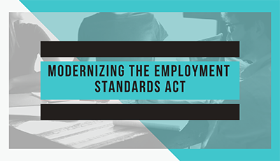Have your say on BC's employment standards