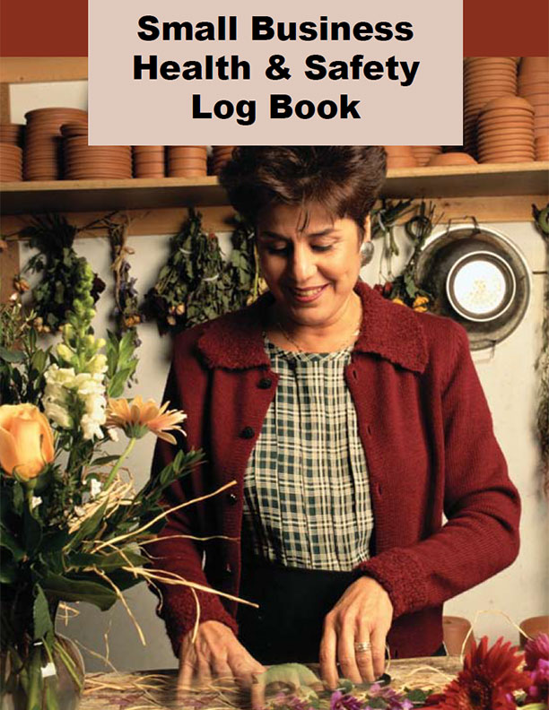 Small Business Health and Safety Logbook
