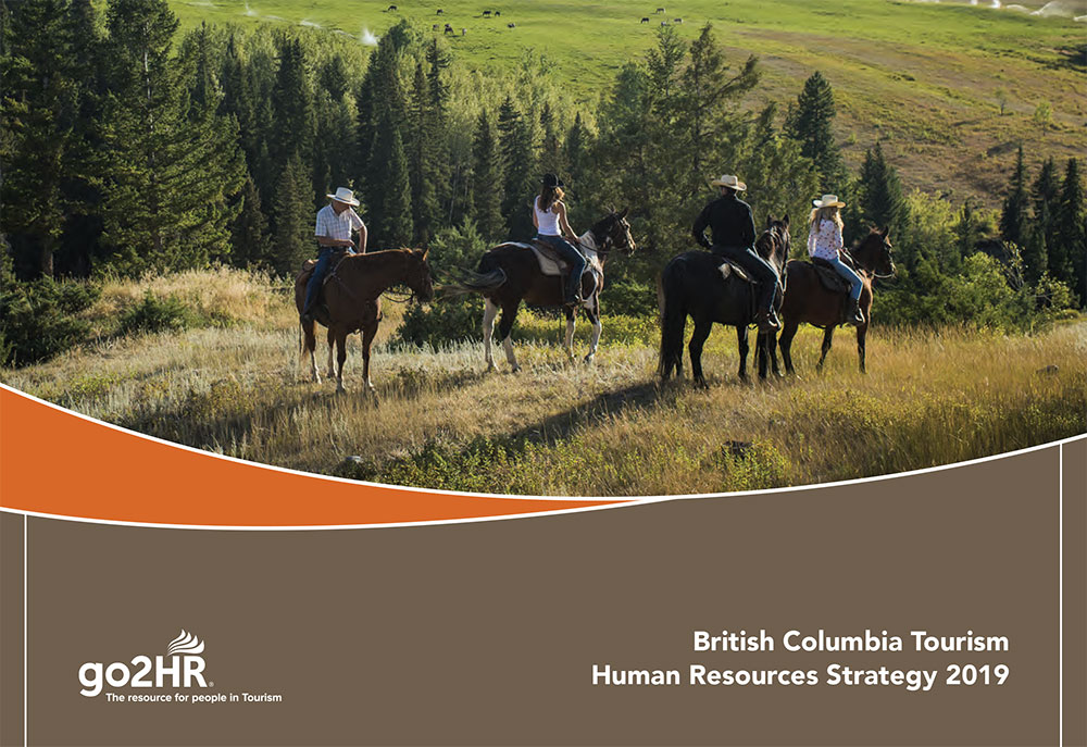 BC Tourism Human Resources Strategy