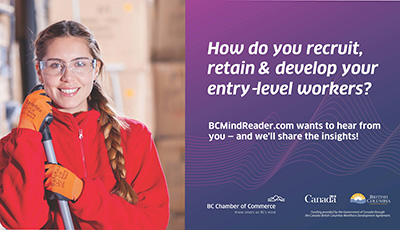BC MindReader Survey: Entry Level Jobs in BC
