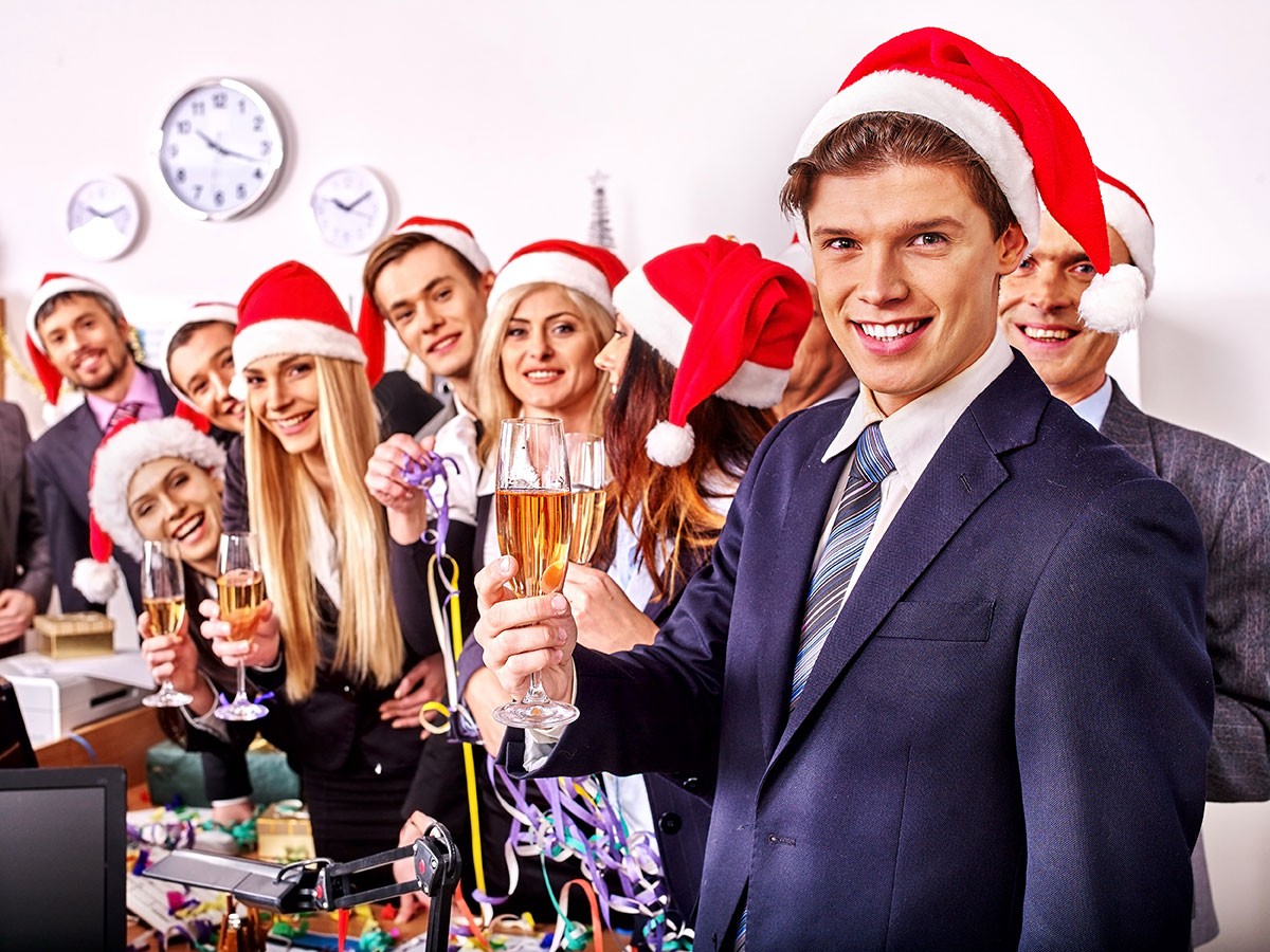 Alcohol, Cannabis and Holiday Parties