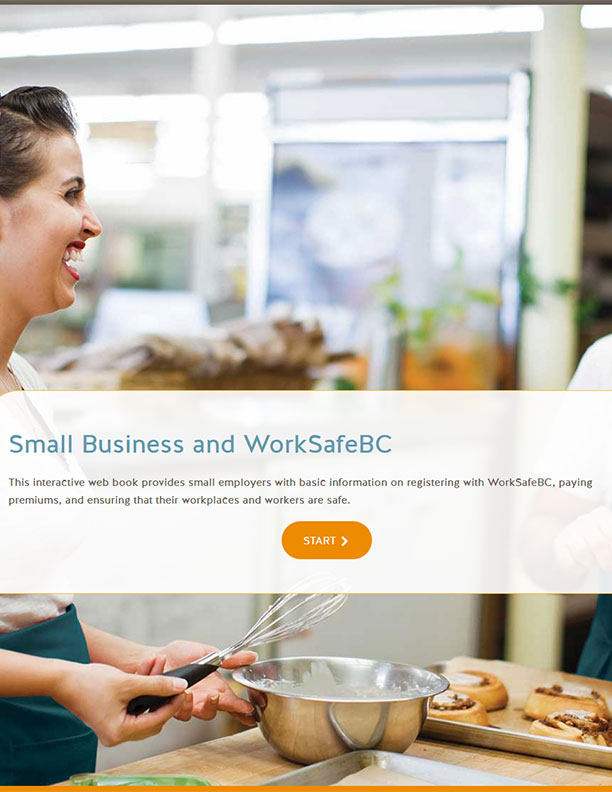 Small Business and WorkSafeBC