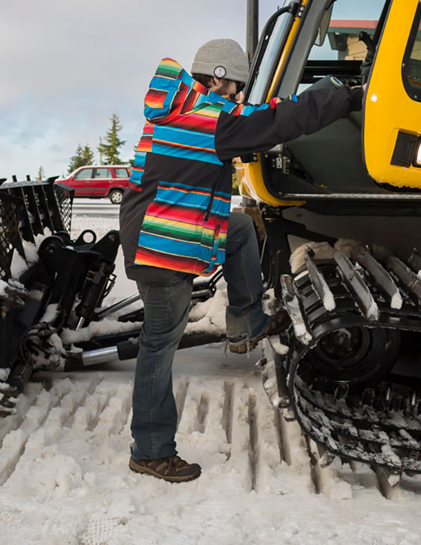 Stay Safe When Working Outside This Winter