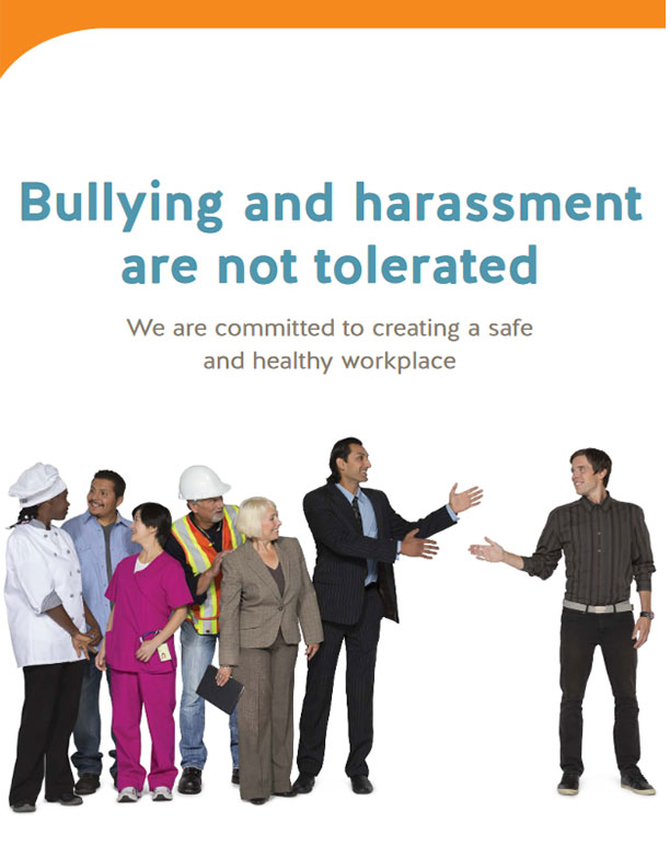 Bullying and Harassment Resource Tool Kit