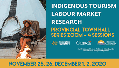 Overcoming Indigenous Tourism Labour Challenges and Advancing Indigenous People (November 25)